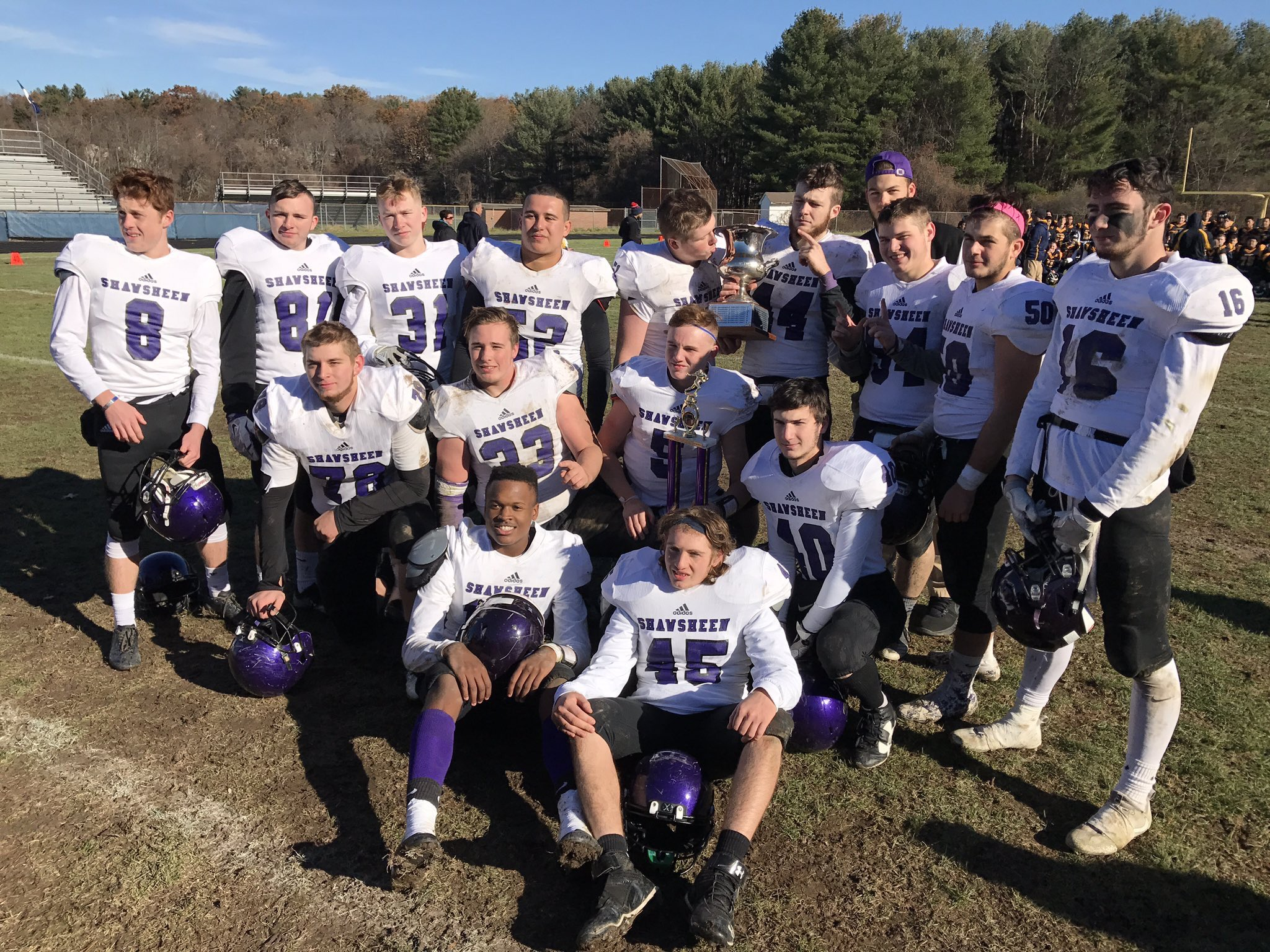 Shawsheen Valley Technical High School Miaa Championship